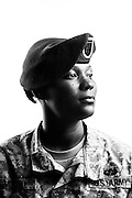 India Mitchell<br /> Army<br /> E-4<br /> Presently Serving<br /> 9ZF<br /> <br /> Veterans Portrait Project<br /> Fayetteville, NC