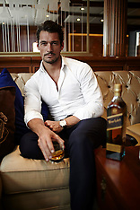 JULY 17 2013 David Gandy Keeps Cool In The Capital