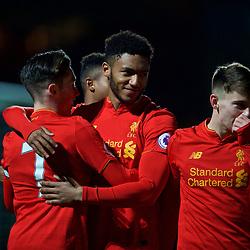170306 Reading U23 v Liverpool U23