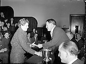 1960 - Domestic Science College, Distribution of Prizes. B290