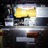 Refrigerated Sea Water System on Paradigm Shift, Cordova, Alaska, US