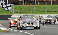 Car #20B Eastern Creek International Karting ..Garry Holt, Paul Morris, John Bowe..BMW 335i.Armor All Bathurst 12hr Race.February 13th & 14th 2010.Mt Panorama Circuit, Bathurst, NSW, Australia.(C) Joel Strickland Photographics.Use information: This image is intended for Editorial use only (e.g. news or commentary, print or electronic). Any commercial or promotional use requires additional clearance.