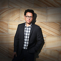 "SYDNEY, AUSTRALIA - APRIL 23:  Director J.J. Abrams at the ""Star Trek Into Darkness"" photo call on April 22, 2013 in Sydney, Australia.  (Photo by Marianna Massey/Getty Images for Paramount Pictures International)"