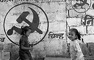 Children of The Revolution. Nepal.