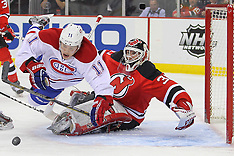 April 23, 2013: Montreal Canadiens at New Jersey Devils