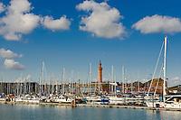 Grimsby Docks incorporating the Grimsby Marina