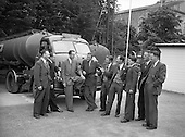 1955 - Irish Shell depot at Kells, Co. Meath