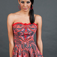 Alegria 2012, The Models Pose