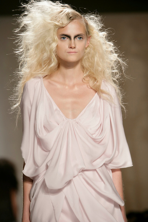 Tony Cohen<br /> Spring/Summer 2009 Collection<br /> Mercedes-Benz Fashion Week<br /> New York, NY, Sept 2008