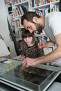 Atelier avec Xavier Antin