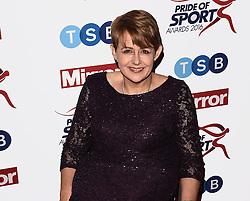 The Pride Of Sports Awards held at Grosvenor House Hotel, Park Lane, London on Wednesday 7 December 2016