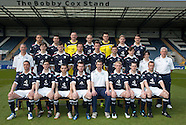 16.04.2012 Dundee squad