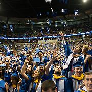 Undergraduate Commencement, Spokane Veterans Memorial Arena