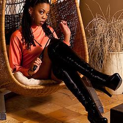Model:  Constance   Dress/Style:  Booshie Design  .Makeup: Jarmal