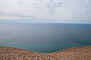 Sleeping Bear Dunes, Lake Michigan.