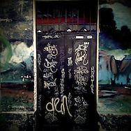 Graffiti in Mexico city