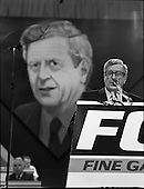 1986 - 63rd Fine Gael Ard Fheis