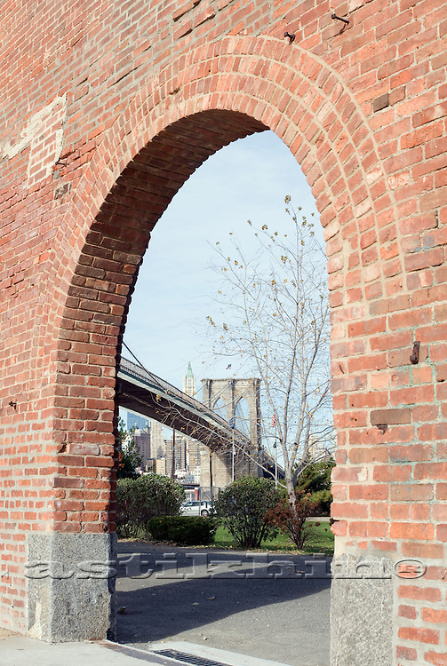 From Tobacco Warehouse in Brooklyn Bridge Park.