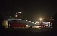 Plane Crash in Santa Monica