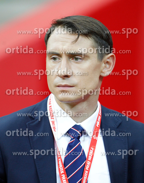 14.10.2014, Nationalstadium, Warsaw, POL, UEFA Euro Qualifikation, Polen vs Schottland, Gruppe D, im Bild MACIEJ SAWICKI // during the UEFA EURO 2016 Qualifier group D match between Poland and Scotland at the Nationalstadium in Warsaw, Poland on 2014/10/14. EXPA Pictures &copy; 2014, PhotoCredit: EXPA/ Newspix/ Michal Chwieduk<br /> <br /> *****ATTENTION - for AUT, SLO, CRO, SRB, BIH, MAZ, TUR, SUI, SWE only*****
