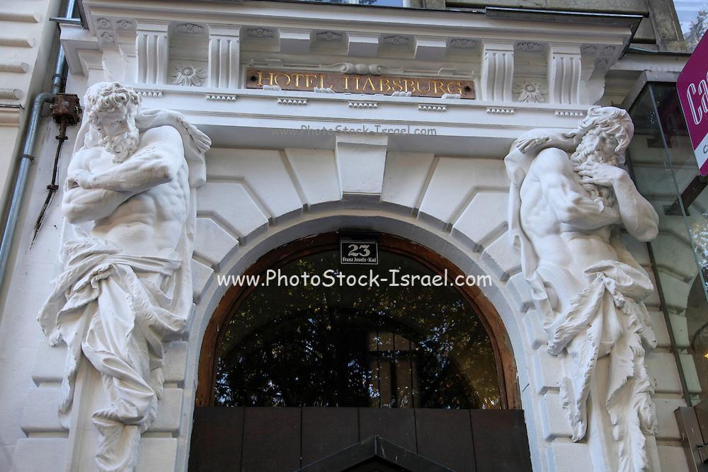 Hotel Habsburg, Vienna, Austria
