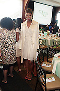 April 7, 2012 New York, NY:  Media Personality/Style Expert Tai Beauchamp attends the 62nd Annual Women of Distinction Spirit Awards Luncheon & Fashion Show sponsored by The Links, Inc- Greater New York Chapter held at Pier Sixty at Chelsea Piers on April 7, 2012 in New York City...Established in 1946, The Links,  incorporated, is one of the nation's oldest and largest volunteer service of women, linked in friendship, are committed to enriching, sustaining and ensuring the culture and economic survival of African-American and persons of African descent . The Links Incorporated is a not-for-profit organization, which consists of nearly 12, 000 professional women of color in 272 located in 42 states, the District of Columbia and the Bahamas. (Photo by Terrence Jennings)