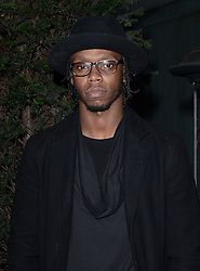 Casyo 'Krept' Johnson  attends LCM a/w 2015: Christopher Raeburn and Mens Health Party at The Sanderson Hotel, Berners Street, London on Saturday 10 January 2015