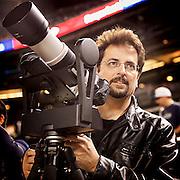 Photographer David Bergman, 2015