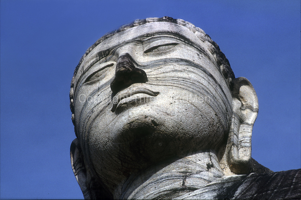 Gal Vihara, (Stone Temple), Polonnaruwa.