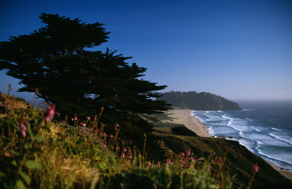 USA, California, Point Sur State Historic Park