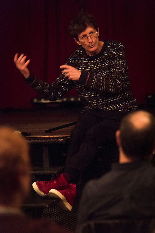 Conférence d'Olivier De Sagazan à Sala Rossa, 17 octobre 2016