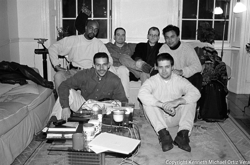 Ernie, Dio, Mike, Raj, Ken & Chris