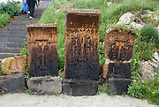Armenia, Lake Sevan peninsula, Sevanavank (Sevan Monastery)
