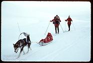 40: GENERAL RONDANE DOG SLEDS & SKIERS