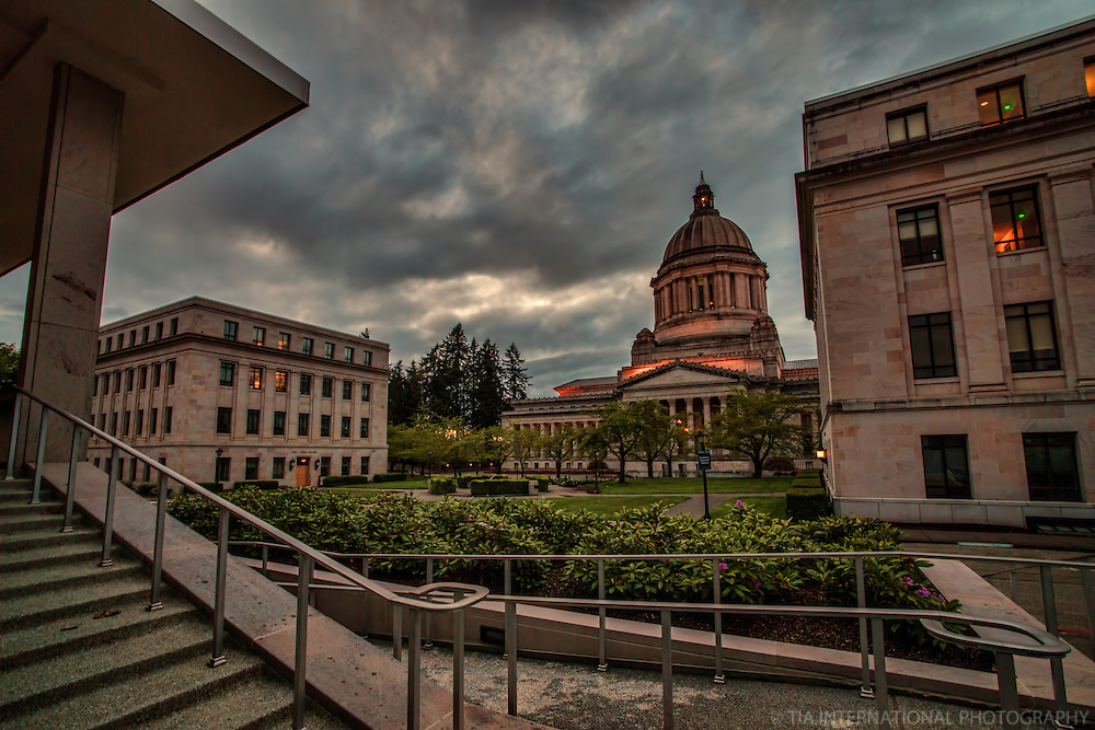 Washington State Capitol Campus