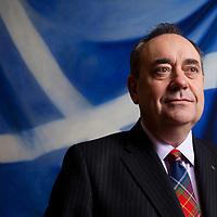 First Minister, Alex Salmond