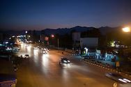 Evening traffic in Fang, Thailand. PHOTO TIAGO MIRANDA