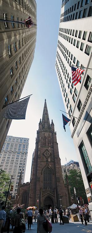 Manhattan's sky
