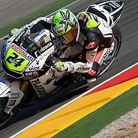 2011 MotoGP World Championship, Round 14, Motorland Aragon, Spain, 18 September 2011, Tony Elias