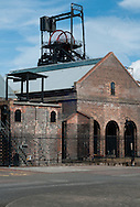 National Mining Museum and pinhead of the Lady Victoria Colliery at Newtongrange near Edinburgh, Scotland.<br /> <br /> picture by Alex Hewitt<br /> alex.hewitt@gmail.com<br /> 07789 871 540