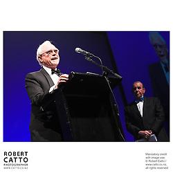 Roderick Deane at the Wellington Region Gold Awards 07 at TSB Arena, Wellington, New Zealand.