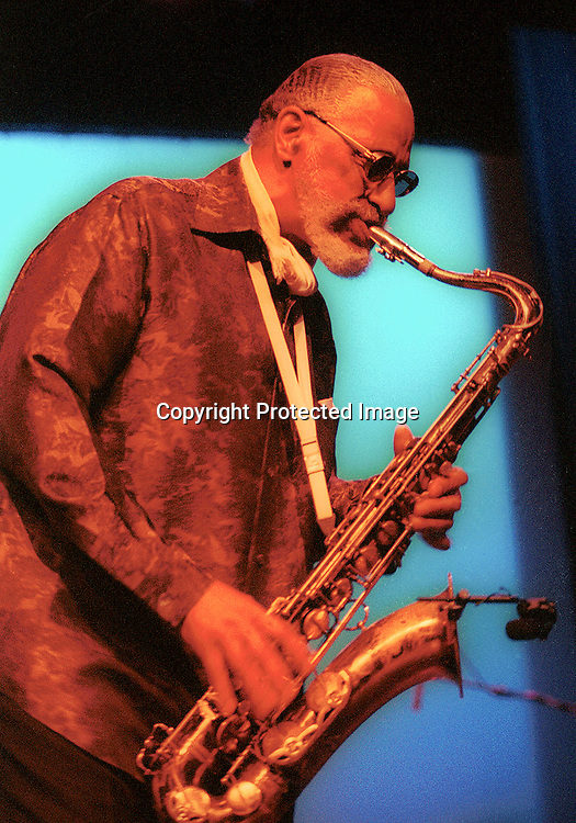 sonny rollins .la jazz fest 2002.