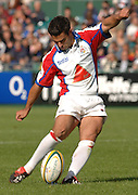 20,05/06 Powergen Cup Bath Rugby vs Bristol Rugby, Danny Gray. Bath, ENGLAND, 01.10.2005   © Peter Spurrier/Intersport Images - email images@intersport-images..