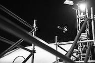 Mark McMorris - Snowboard Finals at Air & Style LA at the Rose Bowl in Pasadena, CA. ©Brett Wilhelm/ESPN
