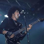 Thin Lizzy - Phil Lynott - Reading Rock Festival, England- Aug 1983