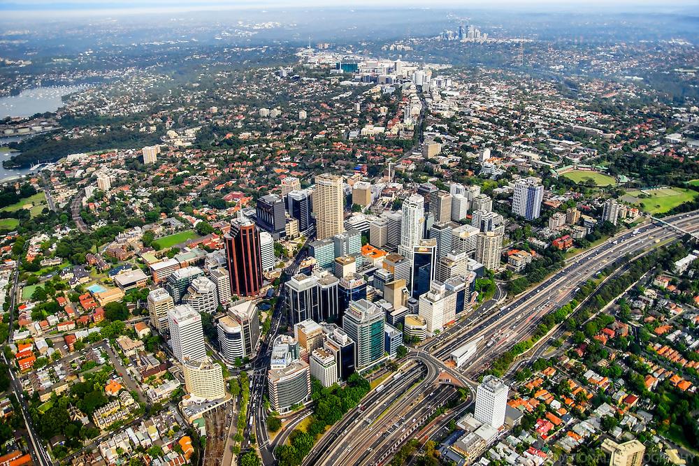 North Sydney Aerial