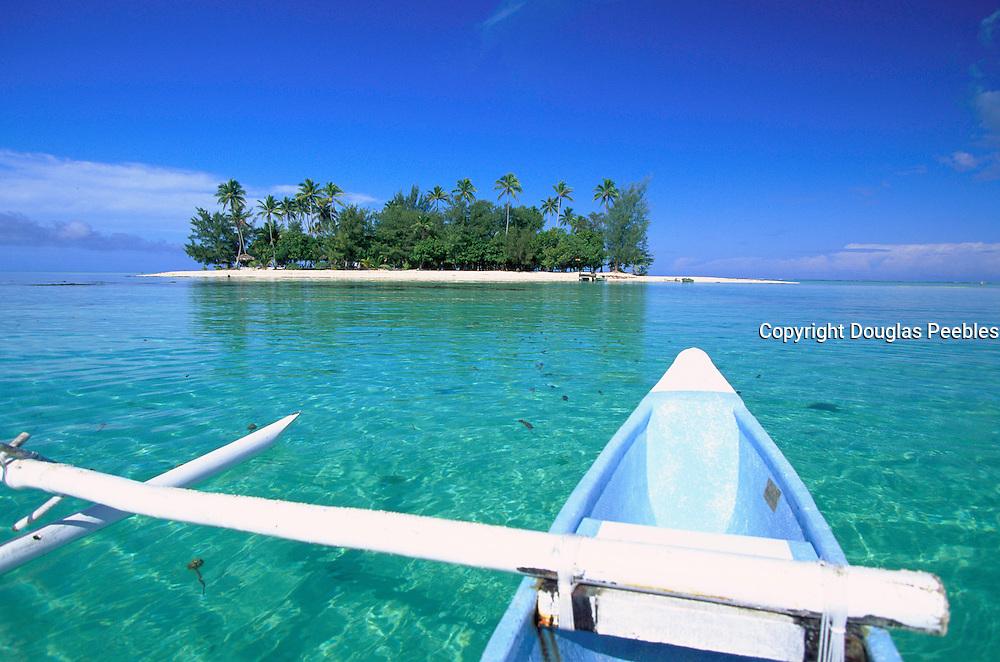 Motu, Bora Bora, French Polynesia<br />