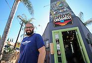 Angel Orozco, co-owner of Cafecito Organico