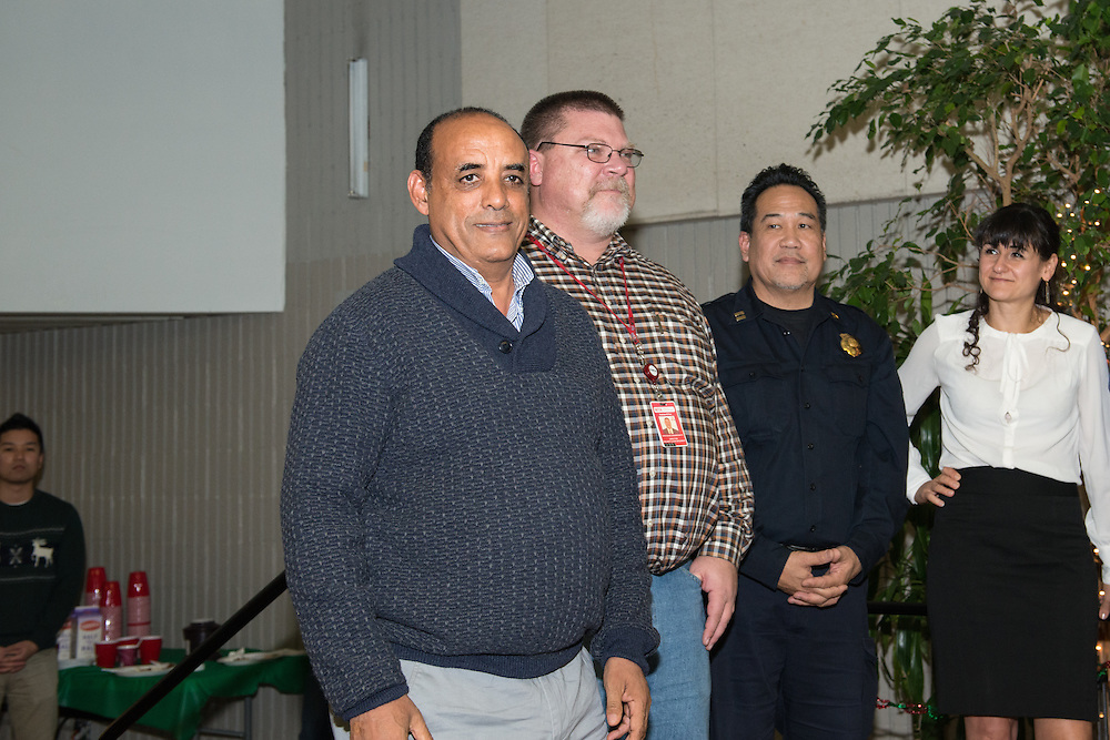 Sustainable Streets Division Holiday Luncheon and Awards Ceremony   December 16, 2016