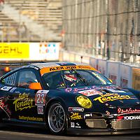 #23 Alex Job RacingPorsche 911 GT3 Cup: Bill Sweedler, Leh Keen